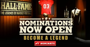 Toyota Hall of Fame; Legends of Fantasy Football